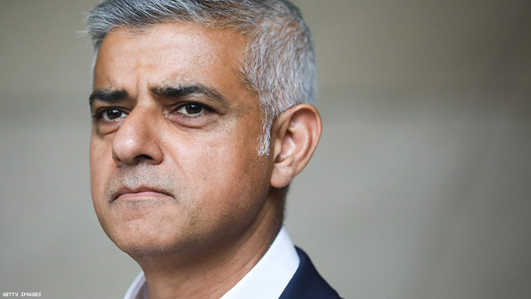 At HIV Conference, London Mayor Calls for Broad Access to PrEP