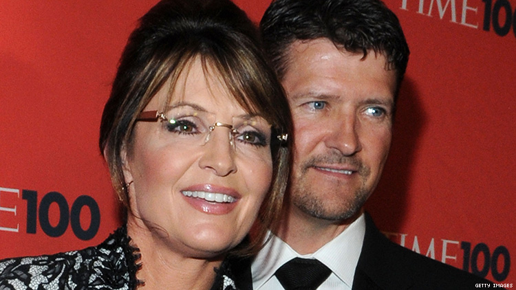 Staunch Marriage Equality Opponent Sarah Palin Getting Divorced