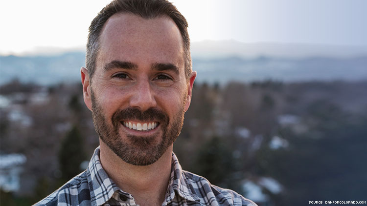 Gay Pol Dan Baer Exits Colorado Senate Race, Backs John Hickenlooper