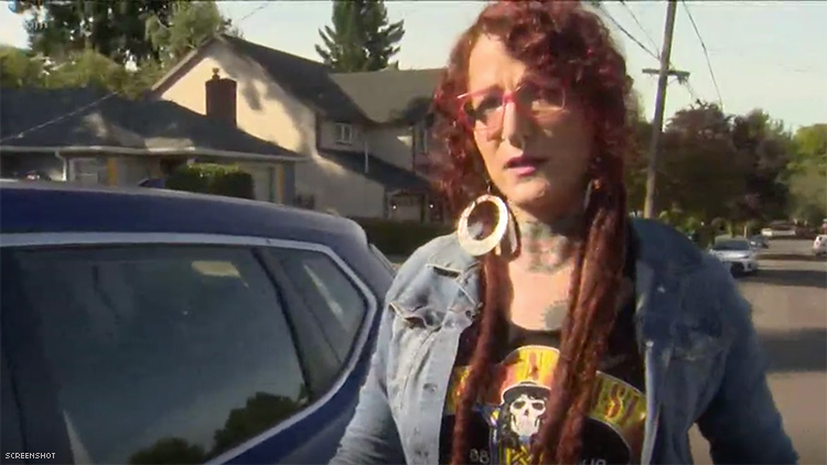Transgender Lyft Driver Attacked by Passenger in Portland