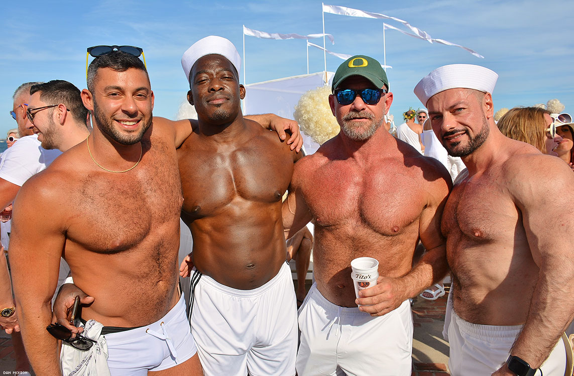 90 Frisky and Funny Pics From Summer's End in Provincetown