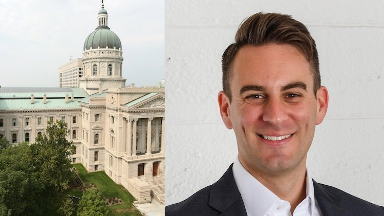 Another Indiana Gay Man Is Running for High Office