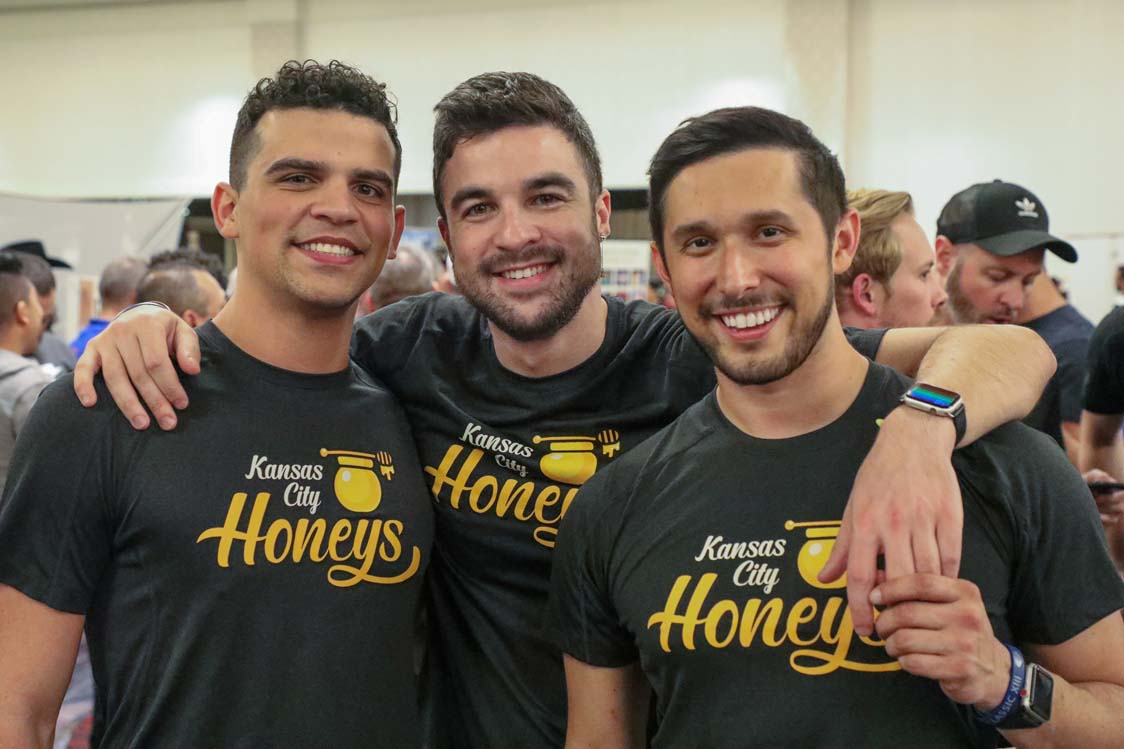 38 Pics of LGBTQ Athletes Competing in the Sin City Classic