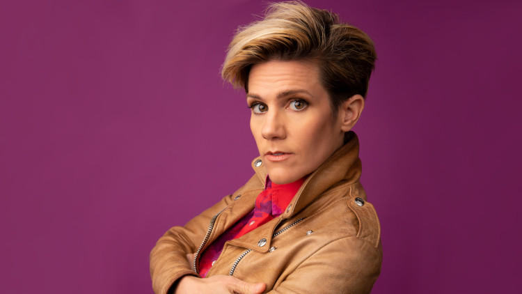 Cameron Esposito on Releasing a Comedic Memoir During a Pandemic