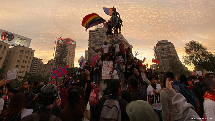 The Crisis in Chile Is Extending to a Crackdown on Gays