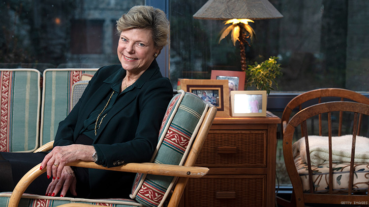 What No One's Saying About Cokie Roberts: She Was an LGBTQ Ally