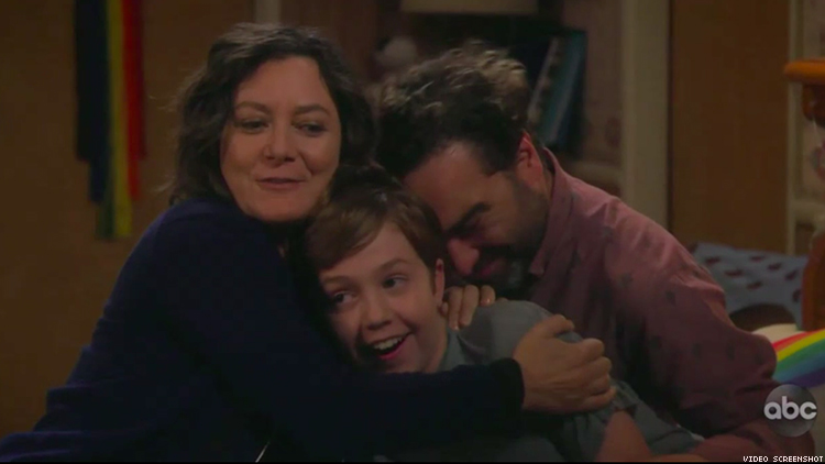 'The Conners' Tackles Homophobia With Darlene's Son Coming Out as Gay