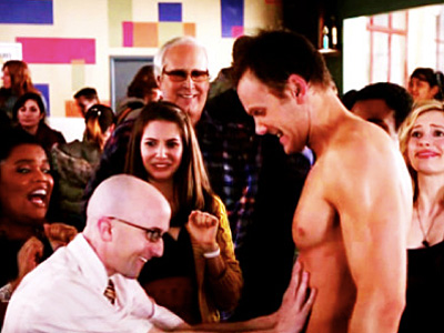 Jim Rash Joel Mchale Communityx400 0