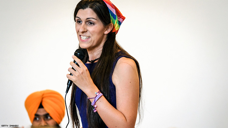 Danica Roem Hit With Transphobic Ad as Virginia Election Looms
