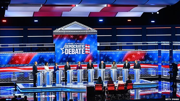 Democratic Debate Ignores Transgender Day of Remembrance