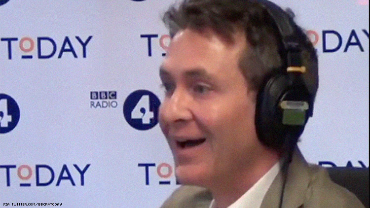 Right-Wing U.K. Writer Epically Schooled for Misgendering Sam Smith