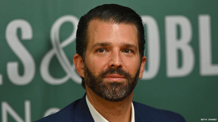 Trump Jr., the Right-Wing Test a New Scapegoat: Trans Athletes