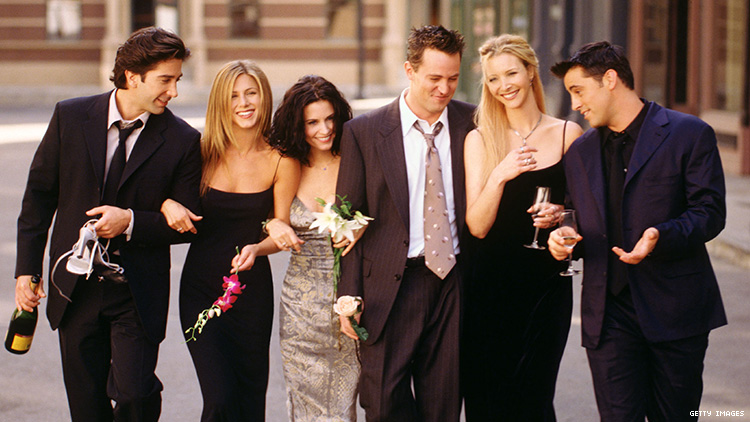 'Friends' Prop Auction to Benefit Trevor Project, LGBTQ Youth