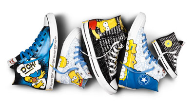 400The Simpsons CTAS Collection