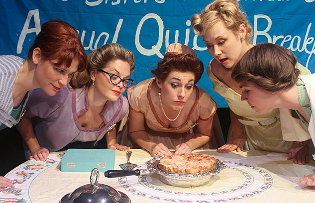 5 Lesbians Eating A Quichex633