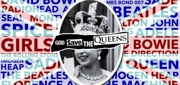 6 God Save The Queens