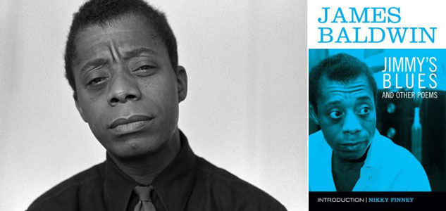 9 James Baldwin