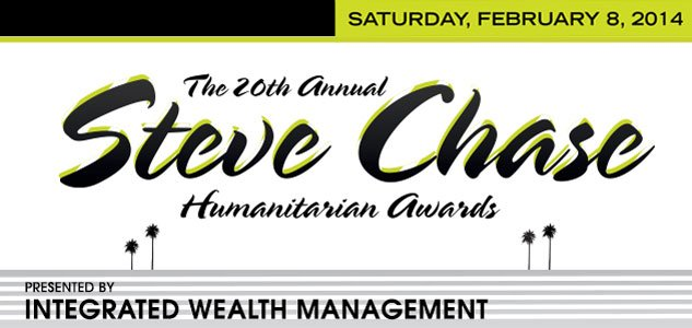 Desert AIDS Project's Steve Chase Humanitarian Awards Dinner
