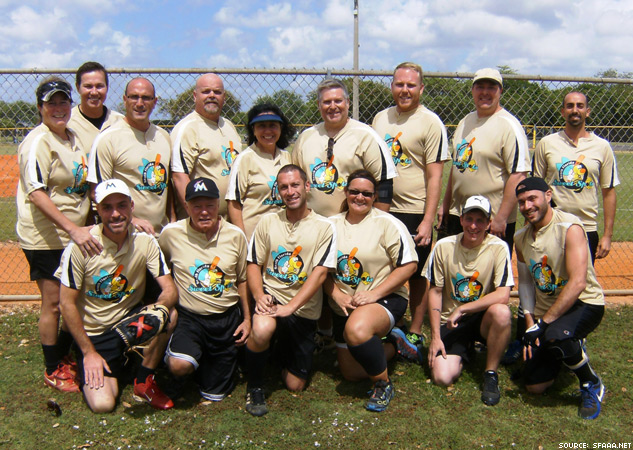 FT Lauderdale South Florida Amateur Athletic Assoc X633