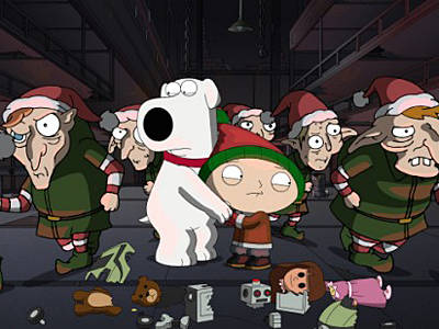 Family Guy Christmasx400