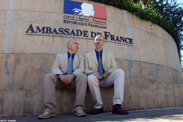 FrenchCouple TopArt 633
