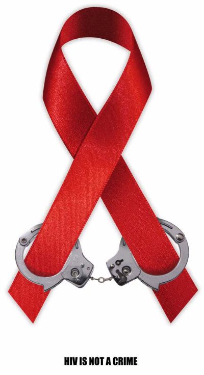 HIV Is Not A Crime 0