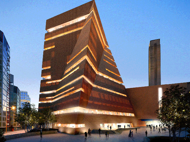 The new extension at the Tate Modern x633 | ADVOCATE.COM