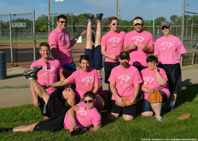 Madison Badgerland Softball League X633