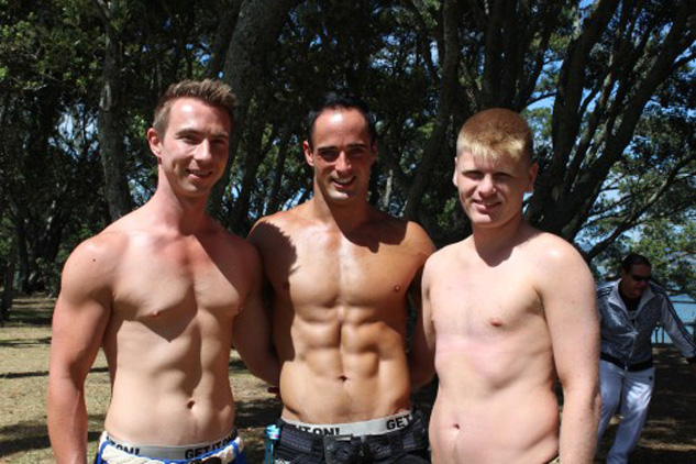 Mr Gay NZ Contestantsx633