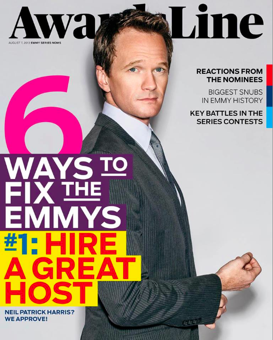 NPH AwardsLine Aug13