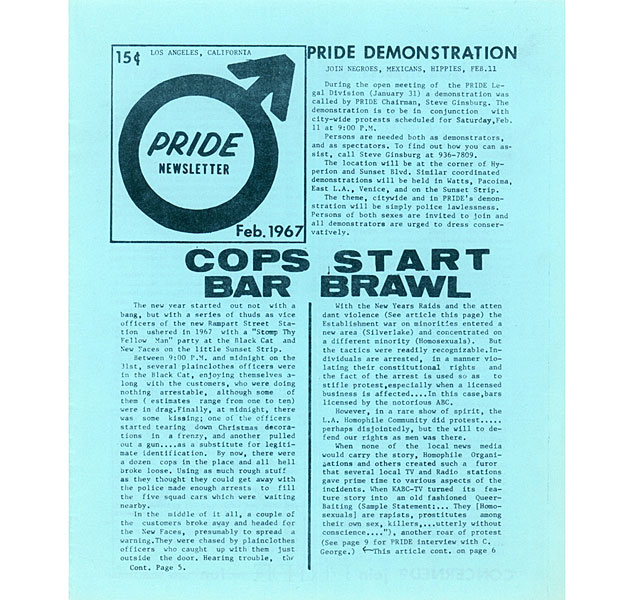 PRIDE Newsletterx633