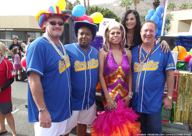 Palm Springs Palm Springs Gay Softball League X633