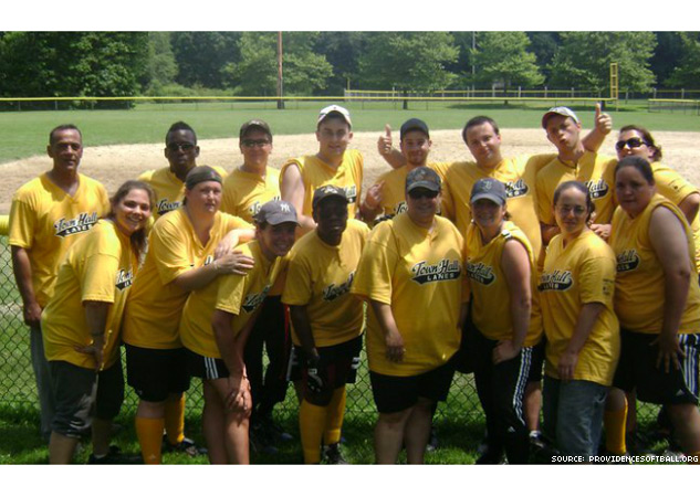 Rhode Island Renaissance City Softball League 2 X633
