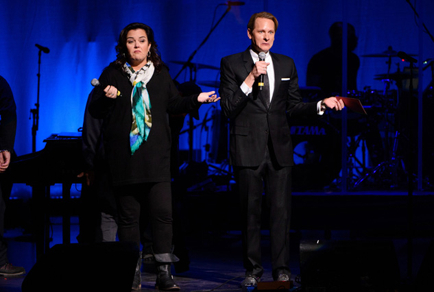 Rosie ODonnell And Carson Kressley633