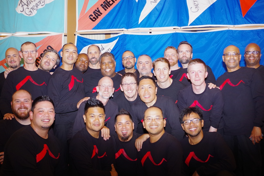 SF Gay Mens Chorus Who Performed