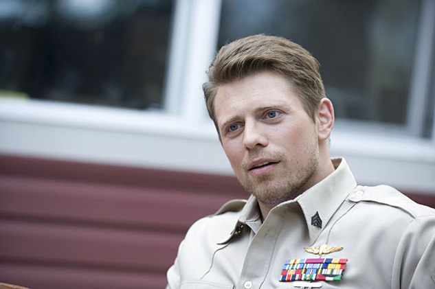 The Miz Marine Homefront