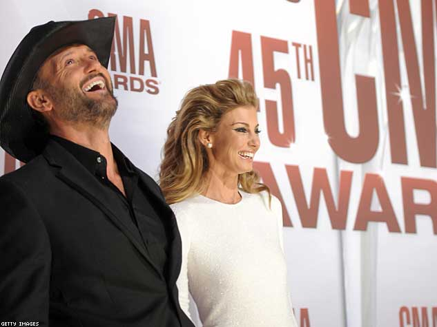 Tim McGraw And Faith HillX633