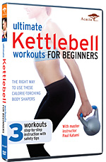 Ultimate Kettlebell Workouts X150