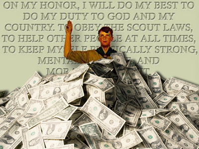 Boyscout Corporatex400