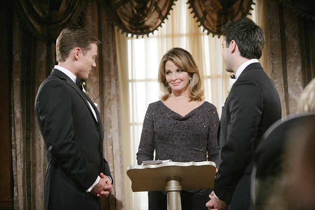 Days Of Our Lives Wilson Wedding Marlena Will Sonny