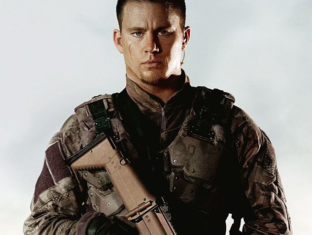 Gi Joe Retaliation Duke Channing Tatumx633