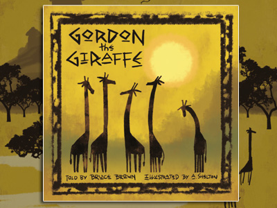 Gordon The Giraffex400