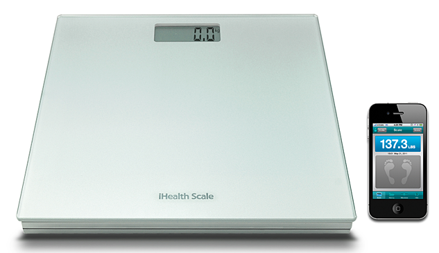 IHealth Scale Appx633