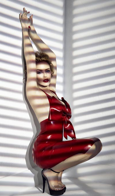Kylie Minogue: 'I Became A Gay Icon by Being Myself' Kylie Minogue Kiss Me Once Photoshoot