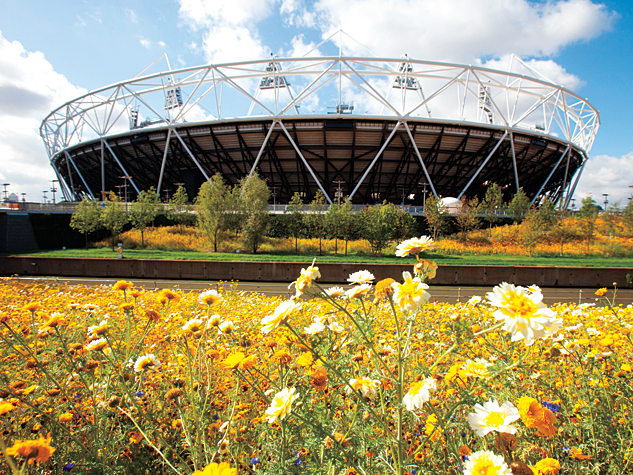 LONDON OLYMPIC STADIUM X633 | ADVOCATE.COM