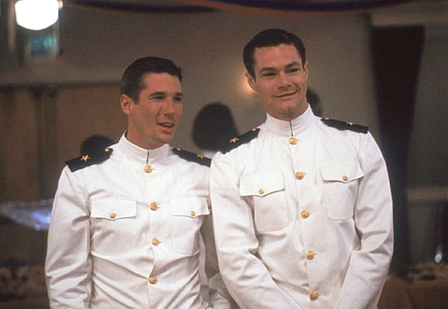 Richard Gere David Keith Officerx633