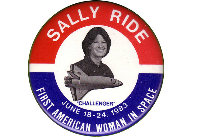Sally Ride Challenger 1983X633