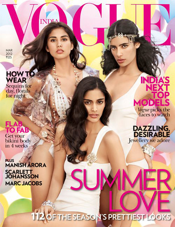 Vogue India March 2012