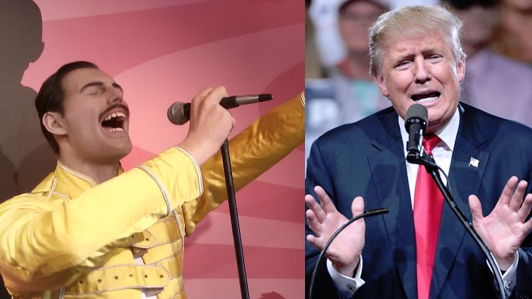 Queen Forces Donald Trump to Stop Usage of 'We Will Rock You'