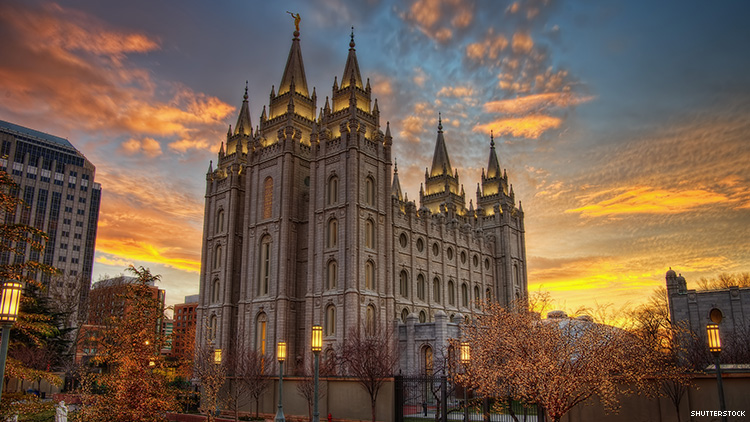 Mormon Church Formalizes Punishments for Trans Members
